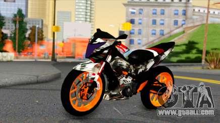 Honda Sonic 150R Custom for GTA San Andreas