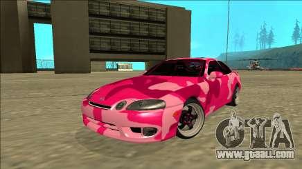Lexus SC 300 Drift for GTA San Andreas