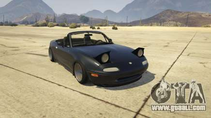 Mazda Miata MX5 Stance edition for GTA 5