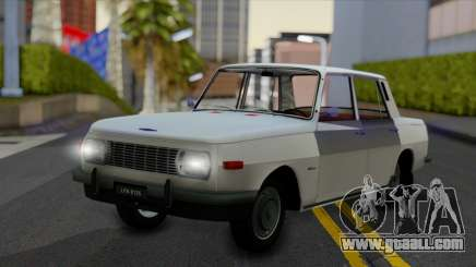Wartburg 353 for GTA San Andreas