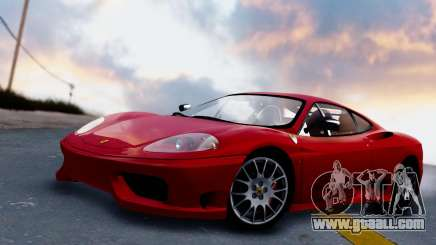 Ferrari 360 Challenge Stradale for GTA San Andreas