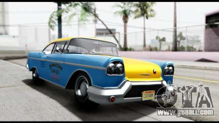 GTA 5 Declasse Cabbie v2 for GTA San Andreas