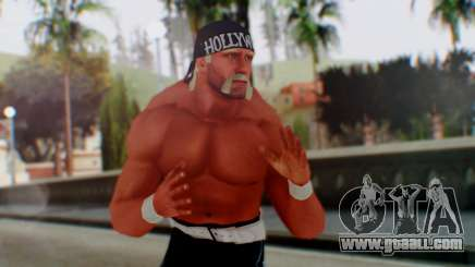 Holy Hulk Hogan for GTA San Andreas