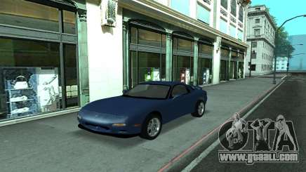 Mazda RX-7 Tunable for GTA San Andreas