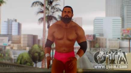 WWE Damien Sandow 2 for GTA San Andreas