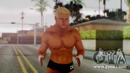 Dolph Ziggler 1 for GTA San Andreas