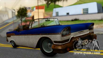 Declasse Tornado Mexico for GTA San Andreas