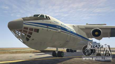 The IL-76 v1.1 for GTA 5