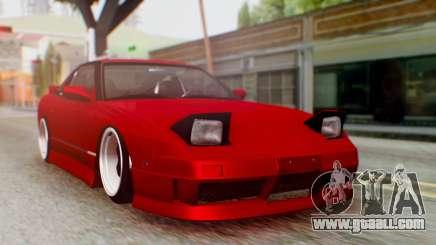 Nissan 240SX Drift v2 for GTA San Andreas