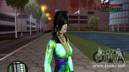 Christie Doa Changed v1.0 for GTA San Andreas
