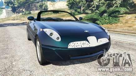 Daewoo Joyster Concept 1997 v1.4 for GTA 5