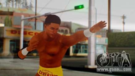 Darren Young for GTA San Andreas