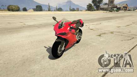 Ducati 1299 Panigale S v1.1 for GTA 5