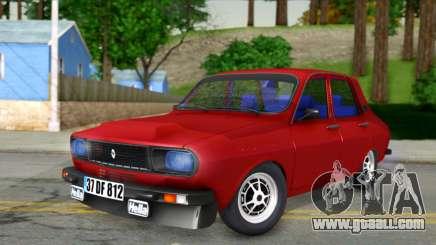 Renault 12 Toros for GTA San Andreas