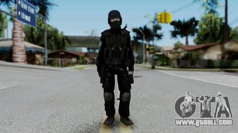Regular SWAT for GTA San Andreas