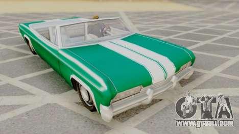 Blade F&F3 Mustang PJ for GTA San Andreas