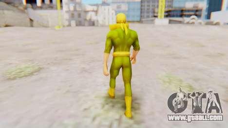 Marvel Future Fight - Iron Fist for GTA San Andreas third screenshot
