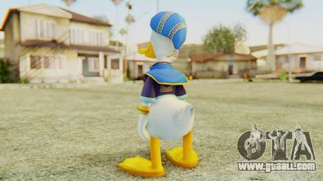 Kingdom Hearts 2 Donald Duck Default v1 for GTA San Andreas third screenshot