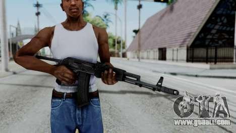 AKS-47 for GTA San Andreas third screenshot