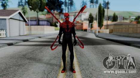 Marvel Future Fight - Superior Spider-Man v1 for GTA San Andreas second screenshot