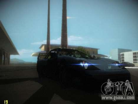 Following ENB V1.0 for medium PC for GTA San Andreas third screenshot