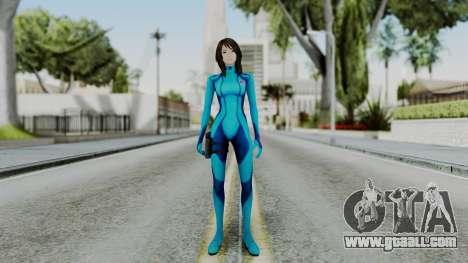 Fatal Frame 5 Yuri Zero Suit for GTA San Andreas second screenshot