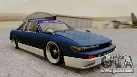 Nissan Silvia S13 Japan Style for GTA San Andreas