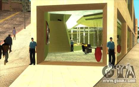The revival of car dealership Ottos autos for GTA San Andreas second screenshot