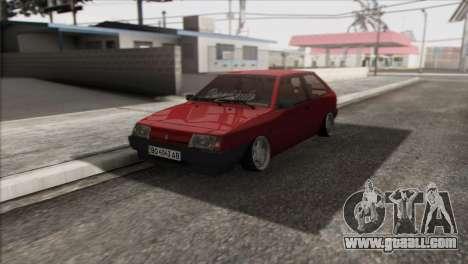 VAZ 2108 DropMode for GTA San Andreas