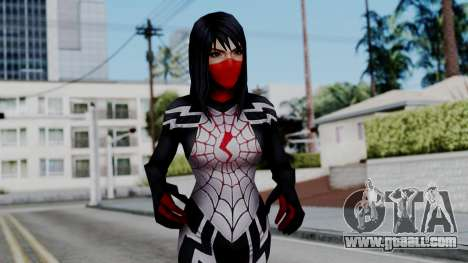 Marvel Future Fight - Silk v1 for GTA San Andreas