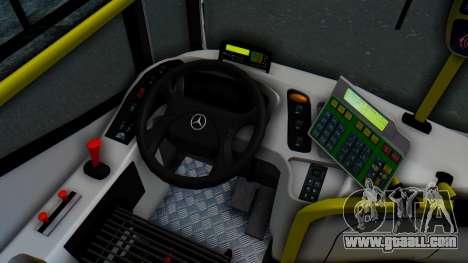 Mercedes-Benz 1718L-SB Linea 148 for GTA San Andreas inner view
