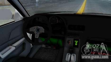 Mitsubishi Lancer for GTA San Andreas right view