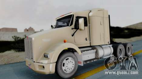Kenworth T800 38s Flat Top for GTA San Andreas