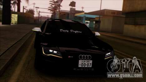 Audi RS7 Daily Drifters for GTA San Andreas