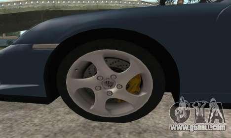 Porsche 911 GT2 for GTA San Andreas right view