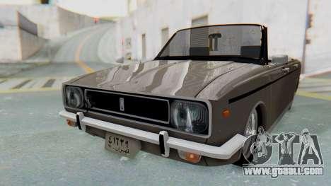 Peykan 80 Spyder for GTA San Andreas right view