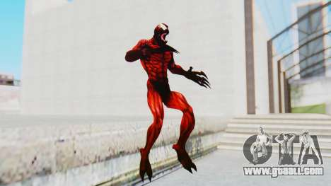 The Amazing Spider-Man 2 Game - Carnage for GTA San Andreas second screenshot