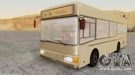 MAN NM 222 for GTA San Andreas