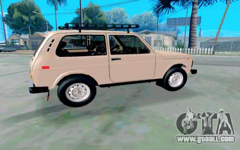 VAZ Niva for GTA San Andreas right view