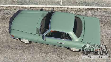 Mercedes-Benz 350 SL (R107) for GTA 5