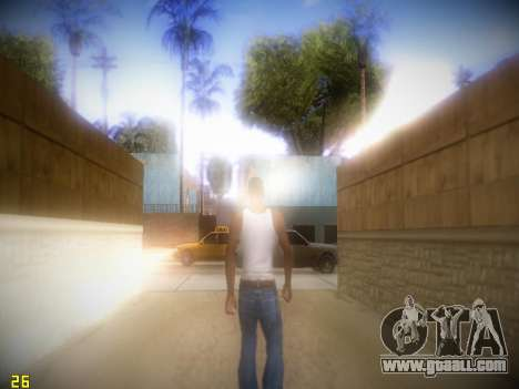 Following ENB V1.4 for low PC for GTA San Andreas