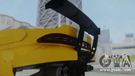 GTA 5 Bravado Banshee 900R Tuned for GTA San Andreas back left view