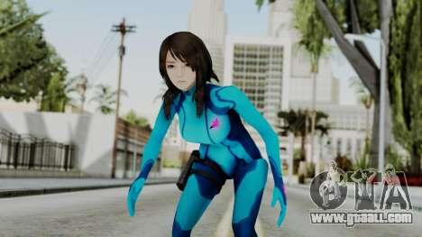 Fatal Frame 5 Yuri Zero Suit for GTA San Andreas