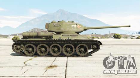 T-34-85 for GTA 5
