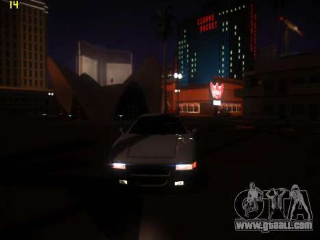 Following ENB V1.0 for medium PC for GTA San Andreas forth screenshot