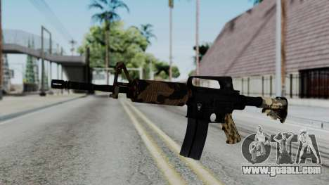 M16 A2 Carbine M727 v2 for GTA San Andreas