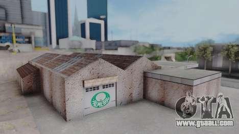 New Garage in San Fierro for GTA San Andreas sixth screenshot