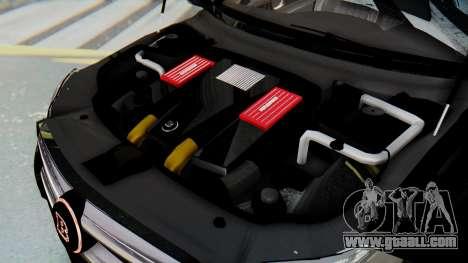Brabus B63S for GTA San Andreas wheels