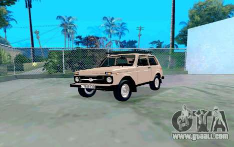 VAZ Niva for GTA San Andreas
