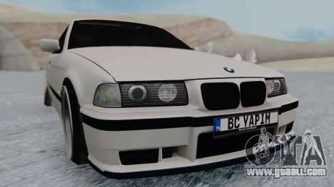 BMW 3-er E36 for GTA San Andreas right view